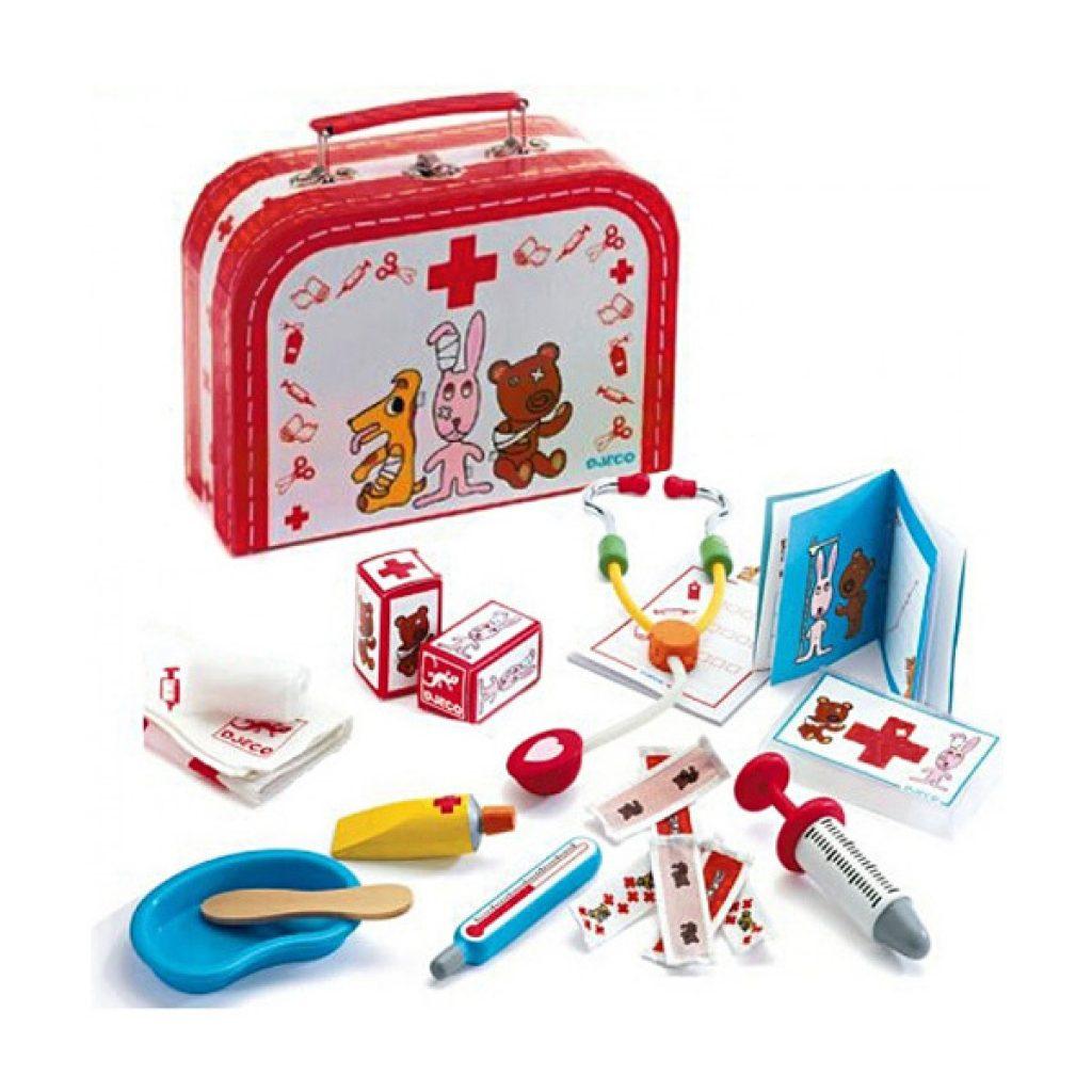 Doctor Suitcase Bobodoudou DJ06555 Djeco