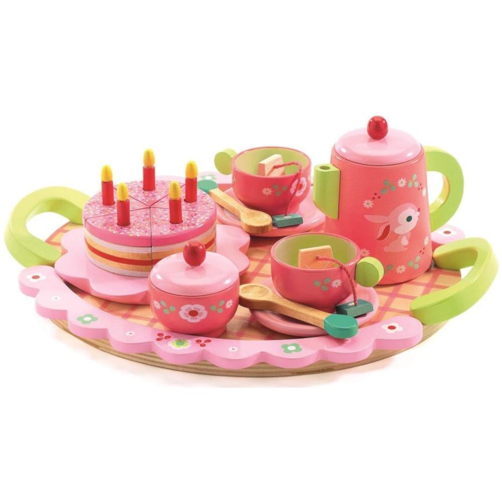Lili Rose set del tè Djeco