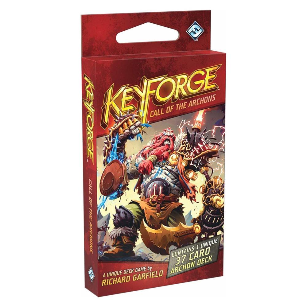 KeyForge Mazzo Il Richiamo degli Arconti