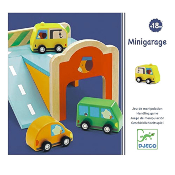 Mini Garage Djeco