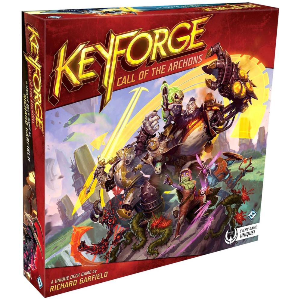 KeyForge Starter Set Il Richiamo degli Arconti