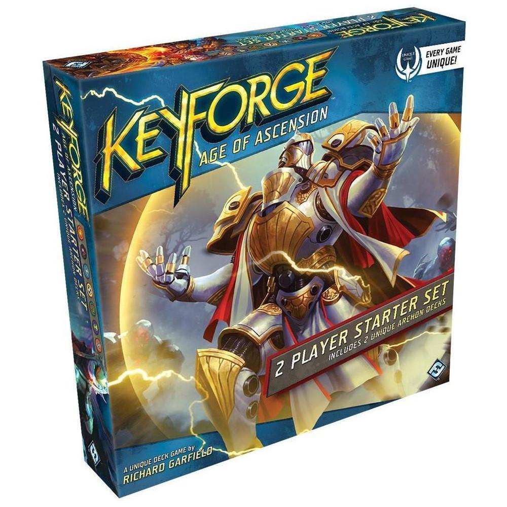 KeyForge Starter Set L'Era Dell'Ascensione