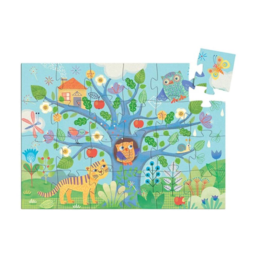 Puzzle Gufo Djeco – 24 pezzi