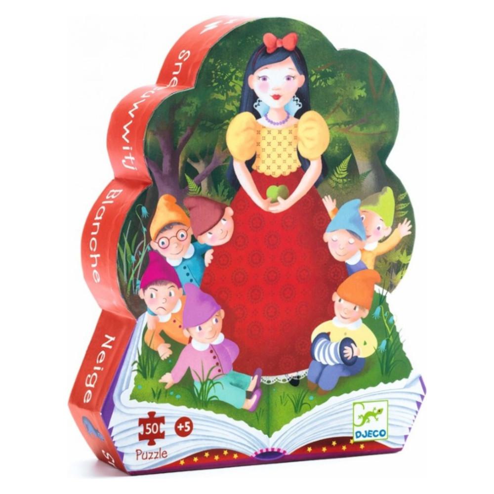 Puzzle Bianceneve Djeco – 50 pezzi
