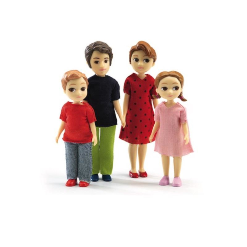 La Famiglia di Thomas & Marion Djeco