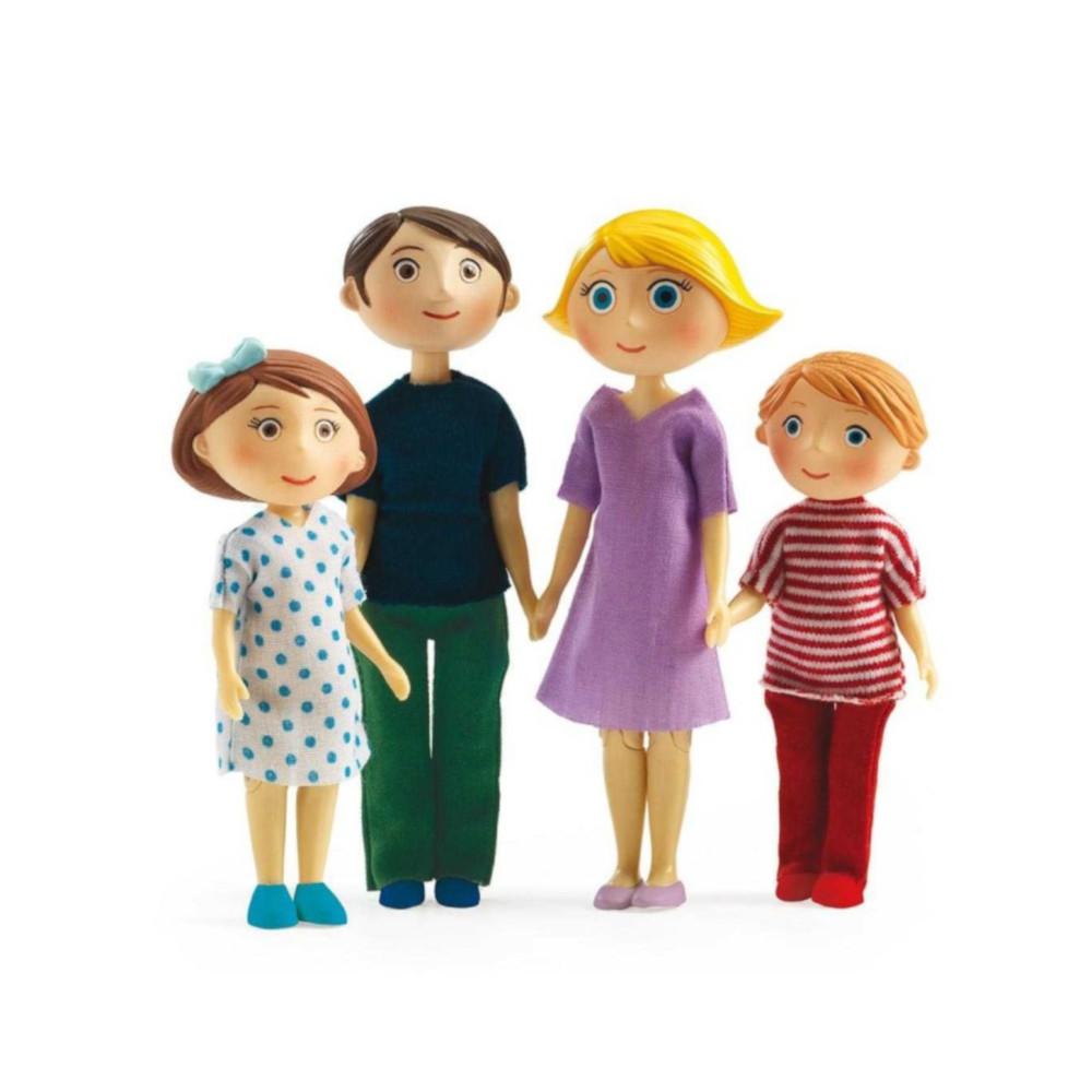La Famiglia di Gaspard & Romy Djeco