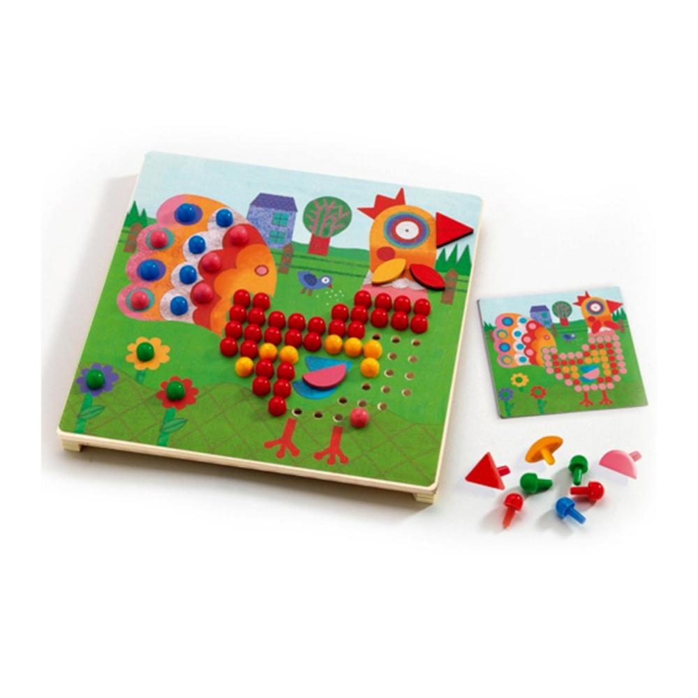 Mosaico Animo Djeco