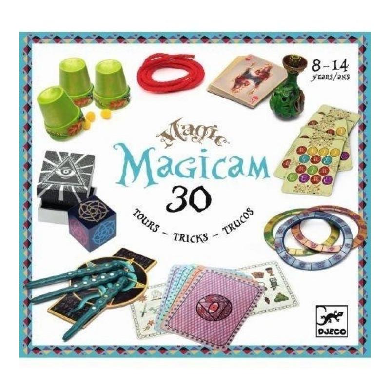 Magicam 30 Trucchi di Magia Djeco