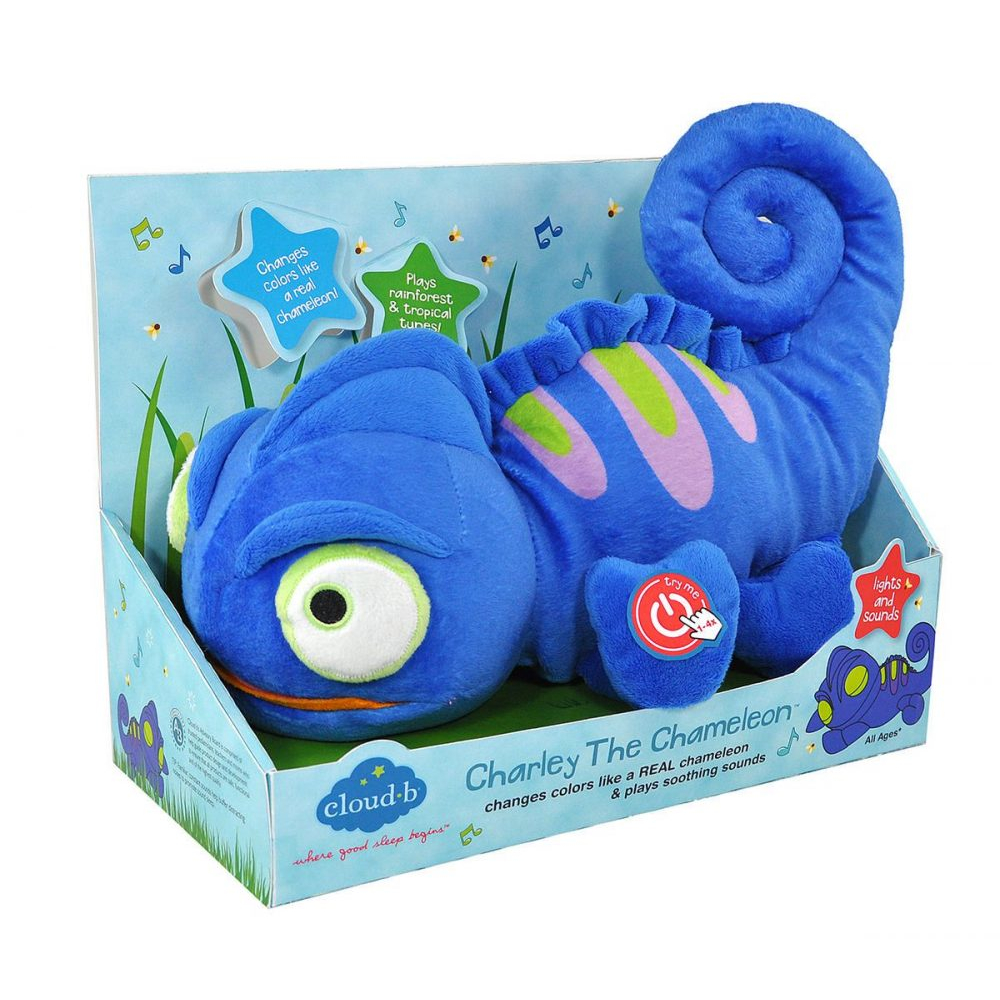 Peluche Luminoso Camaleonte Cloud B