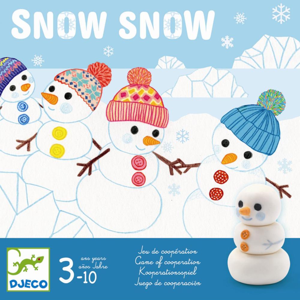 Snow Snow Cooperativo Djeco