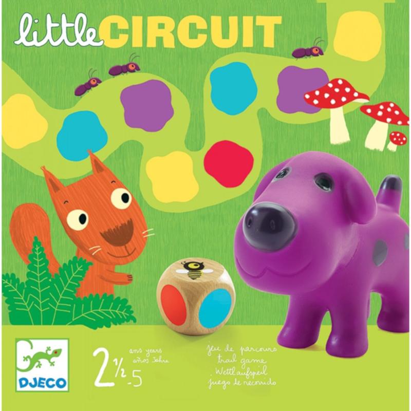 Little Circuit Primo Gioco Società Djeco