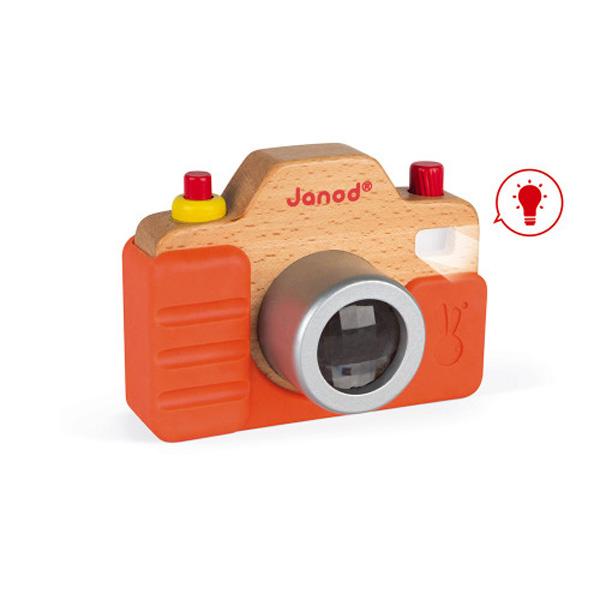 Macchina fotografica sonora Janod