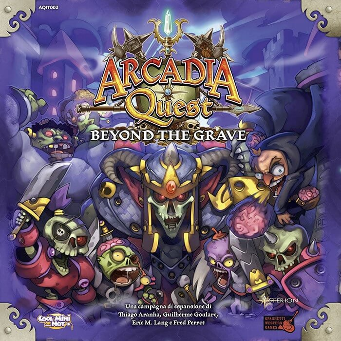 Arcadia Quest – Beyond the Grave